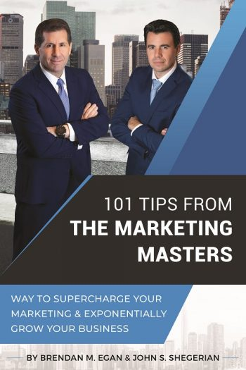 101 Tips From The Marketing Masters